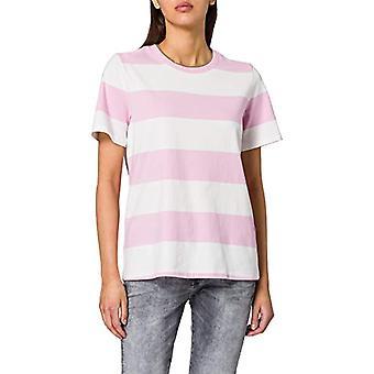 edc av Esprit 021CC1K316 T-Shirt, 670/pink, M Woman