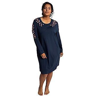 ULLA POPKEN Bigshirts, Doppelpack Wide, Multicolored, 42 Woman