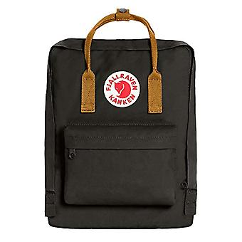 Fjallraven 23510 K nken Unisex Sports Backpack - Adult Deep Forest-Acorn One Size