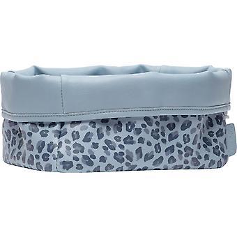 Bebe Jou Verzorgingsmandje Leopard Blue