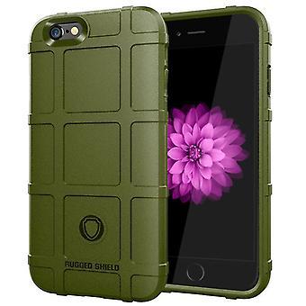 Obudowa z włókna węglowego Tpu do iPhone'a 8 plus zielony mfkj-1796