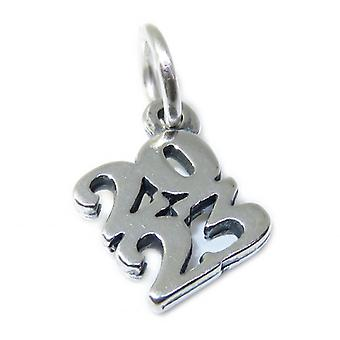 2023 Year Sterling Silver Charm .925 X 1 Years Graduation Birthday Charms - 15390