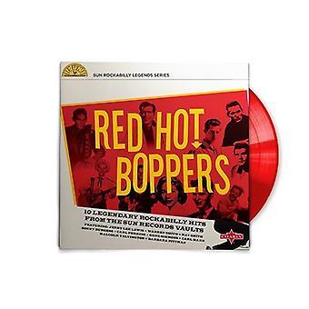 Vários Artistas - Red Hot Boppers Vinil