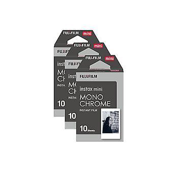 Fujifilm Instax Mini Monochrome Instant Film 30 Pack