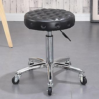 Chair Salon Hot Spring Bar Cafe Adjustable &hydraulic Rolling Stand