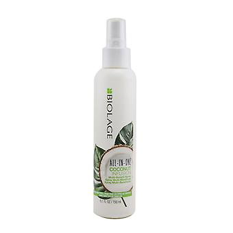Matrix Biolage All-In-One Coconut Infusion Multi-Benefit Treatment Spray (For All Hair Types) 150ml/5.1oz