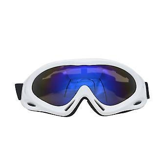Windproof mirror ski glasses monolayer sand-proof snow-proof outdoor cycling motorcycle goggles