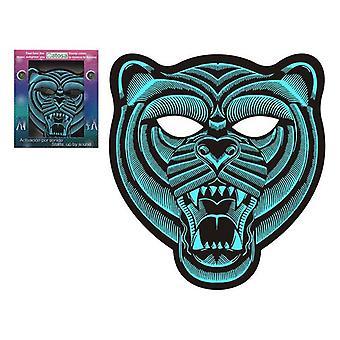 Maschera LED Tigre