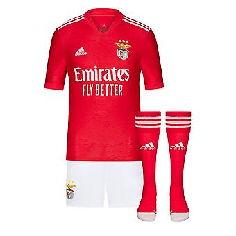 2021-2022 Benfica Home Youth Kit