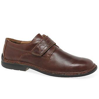 Josef Seibel Vigo Mens Velcro chaussures occasionnelles de fixation