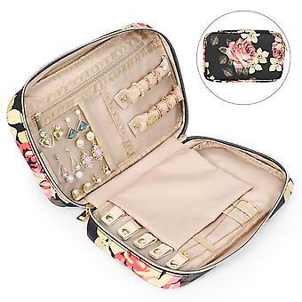 Travel Jewelry Bag Jewelry Organizer Bags Portable Jewelry Case