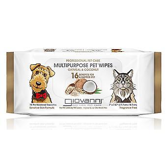 Giovanni Multipurpose Pet Wipes