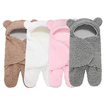 Baby Sleeping Bag Newborn Infant Swaddle Receiving Blanket Bedding Nursery