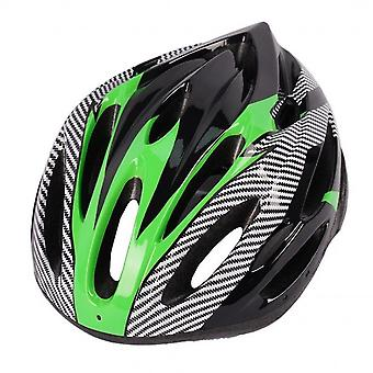 Cycling Helmets For Men And Women On Mountain Roads(Green)
