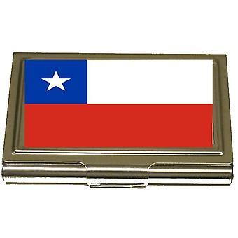 Korthållare - Chile