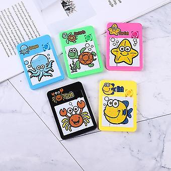 3d Slide Puzzle Alphabet Early Educational Developing Toy