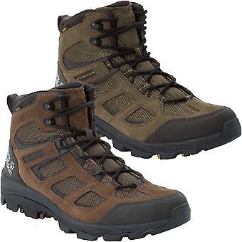 Jack Wolfskin Mens Vojo 3 Texapore Mid Rise Waterproof Walking Hiking Boots