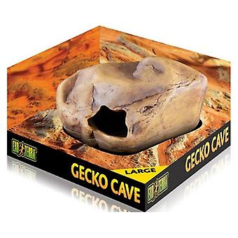 Exo Terra Gecko Cave for Reptiles - Large