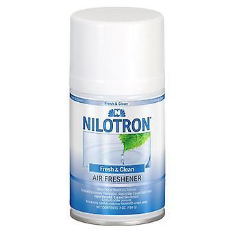 Nilodor Nilotron Deodorizing Air Freshener Fresh and Clean Scent - 7 oz