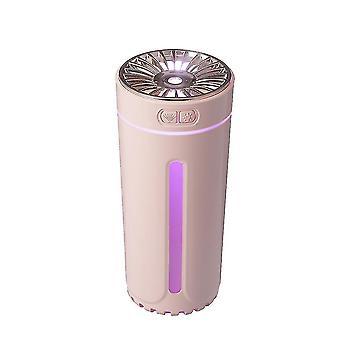 Humidifiers air humidifier usb humidifiers mist maker purifier aromatherapy humidifiers pink