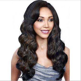 Woman High Temperature Resistant Curly Wig