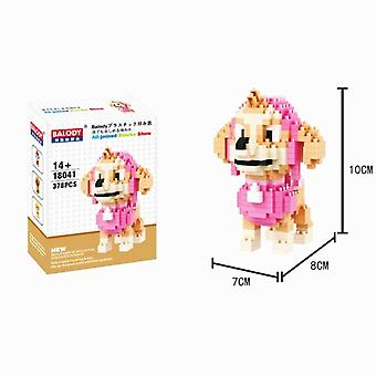 Paw Patrol Building Block Adult Diamond Small Particle 3d Series Building Block Toy Mini Child Building Block Toy