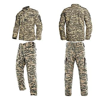 Army Suit African Military Uniform For Male Cambay Jacket+pants