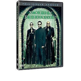 The Matrix Reloaded [P&S] [2 Discs] [DVD] USA import