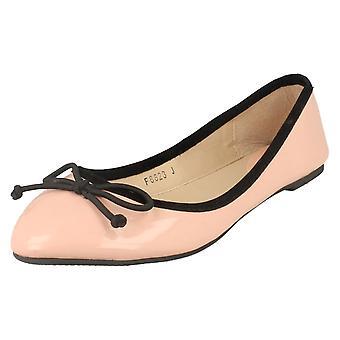 Dames plek op de puntige teen Ballerina schoenen