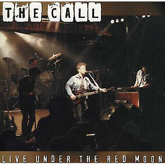 Anruf - Live Under the Red Moon [CD] USA import