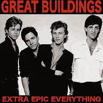 Great Buildings - Extra Epic Everything [CD] USA import