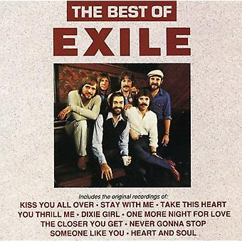 Exile - Best of Exile [CD] USA import