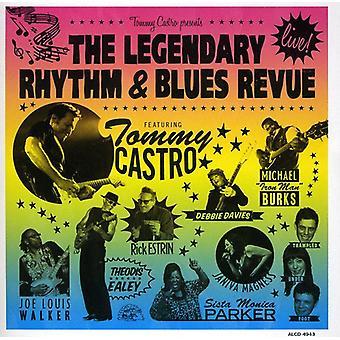 Tommy Castro - présente l'importation USA légendaire Rhythm & Blues Re [CD]