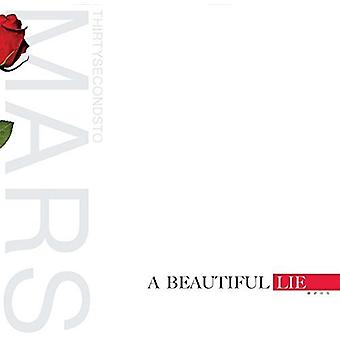 Thirty Seconds to Ma - Beautiful Lie a (LP) [Vinyl] USA import
