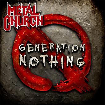 Metal Church - Generation Nothing [CD] USA import