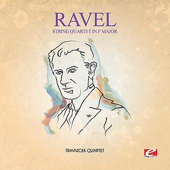 Ravel - Strygekvartet i F-dur [CD] USA import
