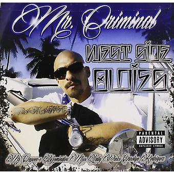 M. Criminal - importation USA Westside Oldies [CD]