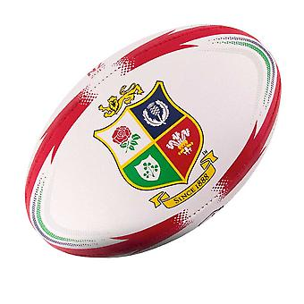 RHINO british lions replica mini rugby ball