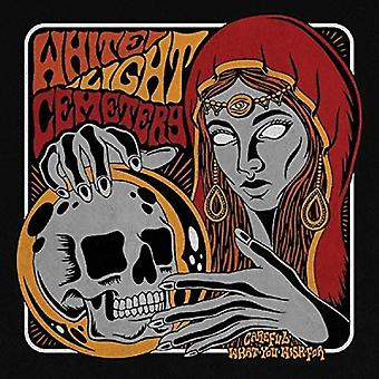 White Light Cemetery - Careful What You Wish for [CD] USA import