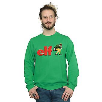 Elf Men's Crouching Logo Sweatshirt
