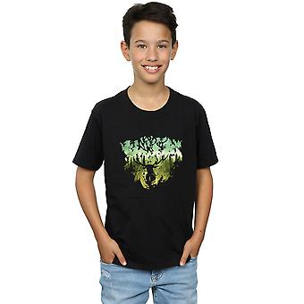 Harry Potter Boys Magical Forest T-Shirt