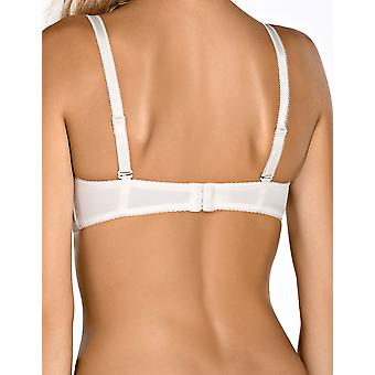 Nipplex Women's Tamara Milk Off White Padded Underwired Push Up Bra