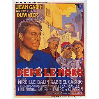 Pepe le Moko Movie Poster (11 x 17)