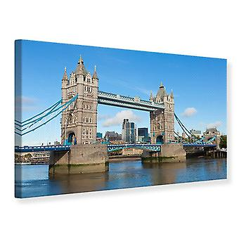 Canvas tulosta Tower Bridge
