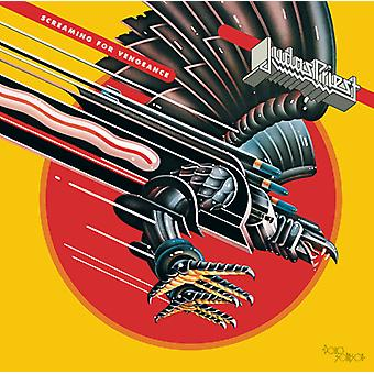 Judas Priest - skriker efter hämnd [Vinyl] USA import