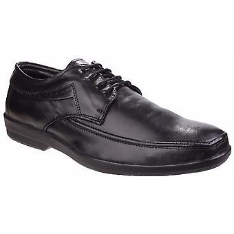 Flåden & Foster Herre Dave Apron tå Oxford formelle sko