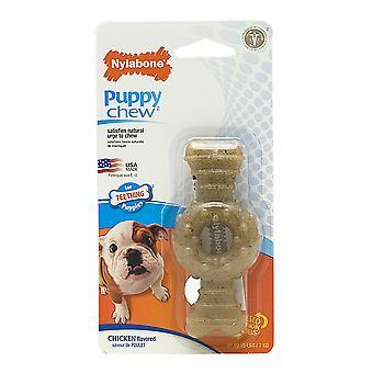 Interpet Limited Nylabone Plastic Puppy Chew Bone Toy