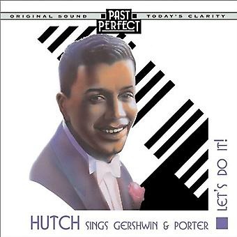 Hutch śpiewa Gershwin & Porter: Zróbmy to - 20s, 30s & 40s Audio CD