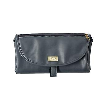 Isoki Change Mat Clutch Balmain - Charcoal