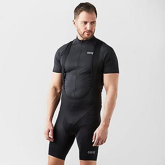 New Gore C3 Bib Shorts+ Black